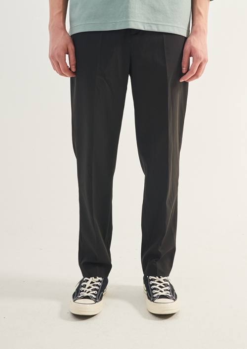 MENS STRING STRAIGHT PANTS (PWTZ2PTL40MOBK)