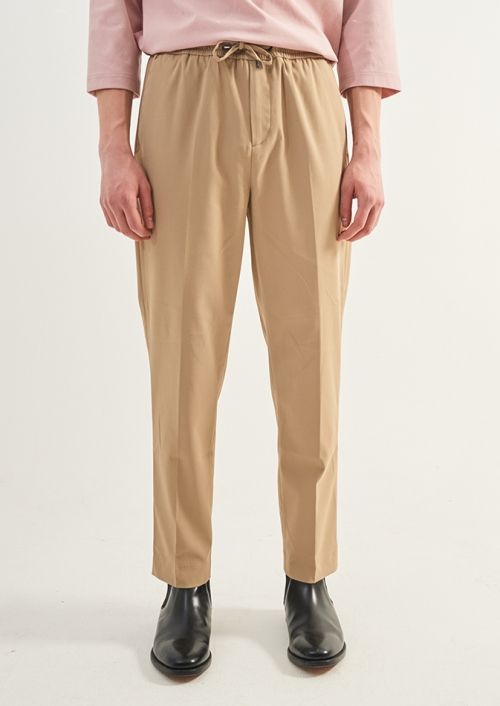 MENS STRING STRAIGHT PANTS (PWTZ2PTL40MOBE)